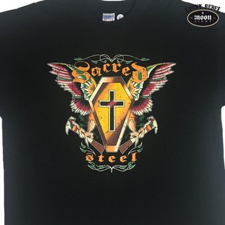 Mens T-Shirt Sacred Steel