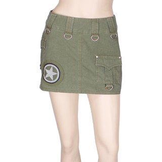 SERIOUS Army Skirt oliv 2. Wahl