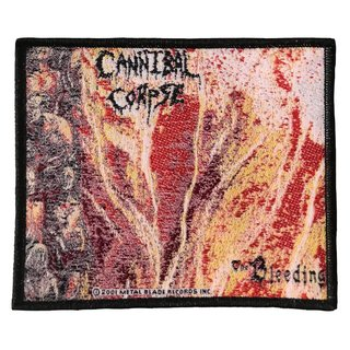 CANNIBAL CORPSE The Bleeding Aufnäher