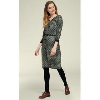 KING LOUIE Audrey Dress Spectacle black