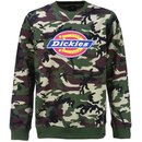 DICKIES Harrison Sweatshirt camo
