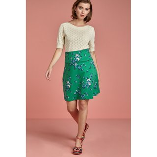 KING LOUIE Border Skirt Amalfi fern green