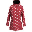BLUTSGESCHWISTER Wild Weather Long Anorak darling dot