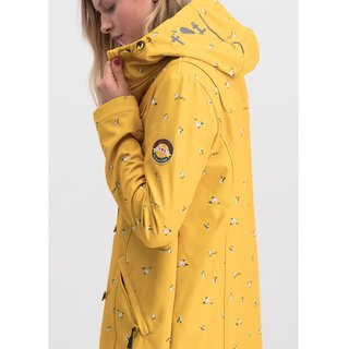 BLUTSGESCHWISTER Wild Weather Long Anorak frisian seagull