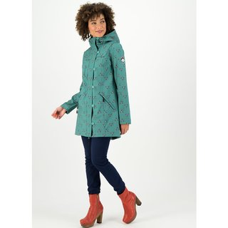 BLUTSGESCHWISTER Wild Weather Long Anorak summer swallow