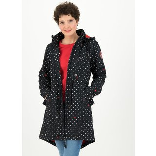 BLUTSGESCHWISTER Swallowtail Promenade Coat casual anchor
