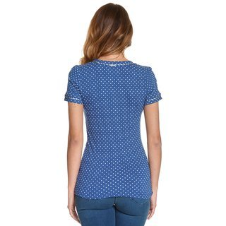 VIVE MARIA Nizza Shirt blue allover