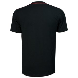 LONSDALE Two Tone Shirt black