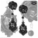 Alchemy Gothic Earring Dark Desires