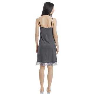 VIVE MARIA French Girl Negligee darkgrey allover