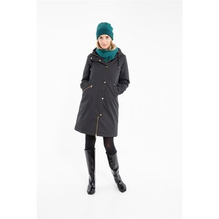 DANEFAE Brunhilde Winter Parka black