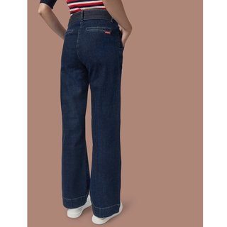 MADEMOISELLE YéYé Merry Sea Pant denim blue