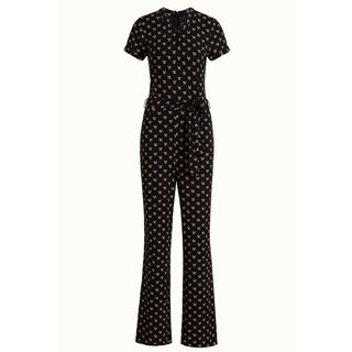 KING LOUIE Chinese Jumpsuit Willow black