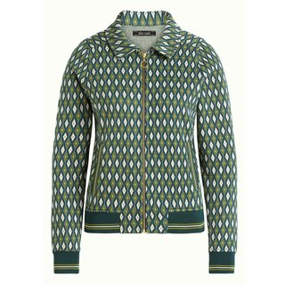 KING LOUIE Twiggy Jacket Deuce pine green