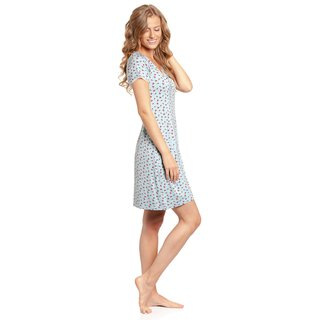 VIVE MARIA Cherry Bomb Women Nightdress lightblue
