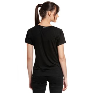 VIVE MARIA Flower Day Women T-Shirt black