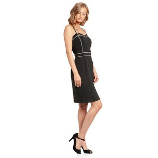 VIVE MARIA Capri Women Sheath Dress black