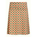 KING LOUIE Border Skirt Carmel pearly dew