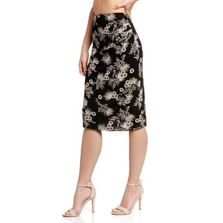 VIVE MARIA Tropical Hawaii Women Pencil Skirt
