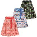 BLUTSGESCHWISTER Circle Skirt Hello Love