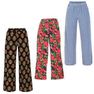 BLUTSGESCHWISTER High Waisted Trousers Lady Flatterby